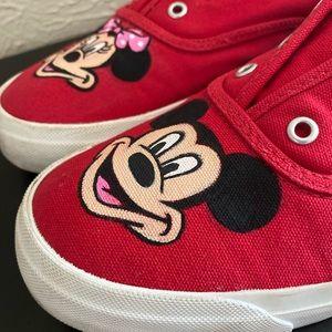 Keds Shoes - Mickey and Minnie Keds